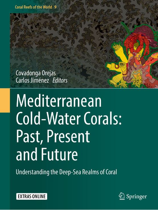 Book cover of Mediterranean Cold-Water Corals: Past, Present and Future